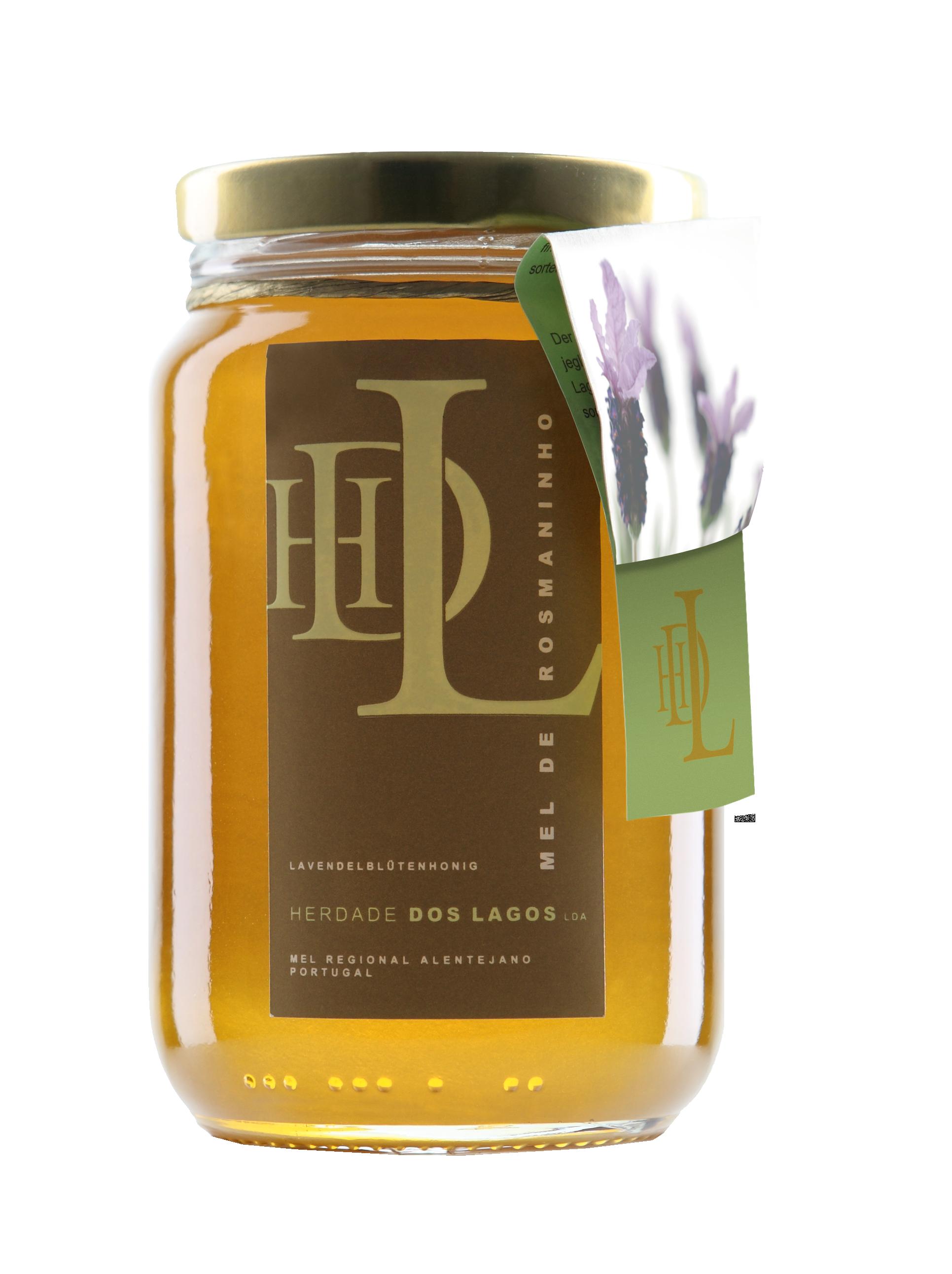 HDL Lavendelhonig